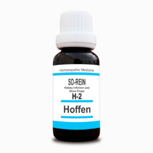 Homoeopathic preparation helpful support the excretion of concrement (protein concretions, calculi) and toxins deposited in the kidney cells, and helps restore normal kidney function