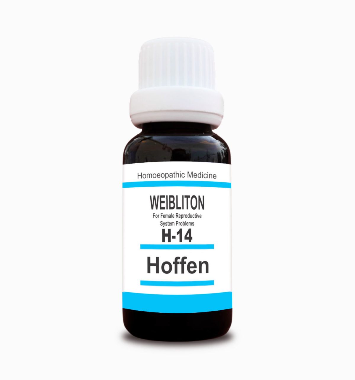 Homoeopathic preparation helpful for permote female reproductive system, relives gynaecological disorders