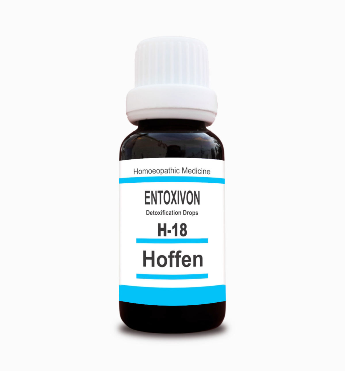 Homoeopathic preparation helpful for removal of external and internal toxins