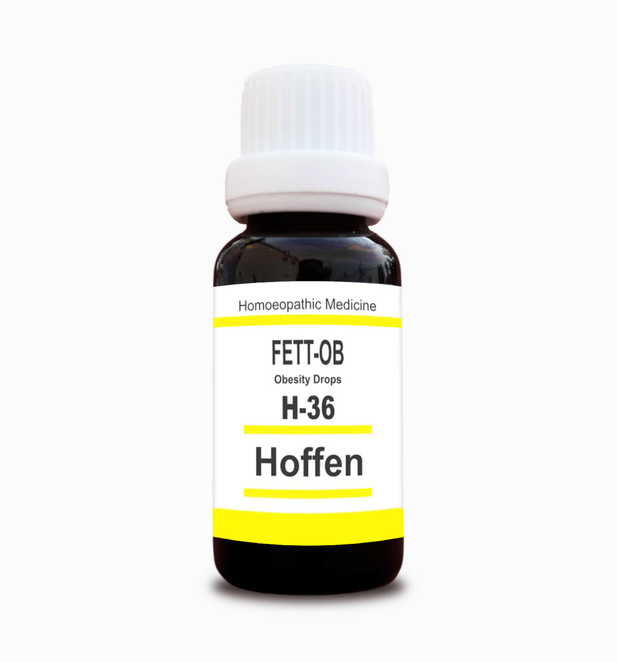 Homoeopathic preparation to normalize the metabolism in obese patients. It is a remedy for obesity and possesses slimming properties.