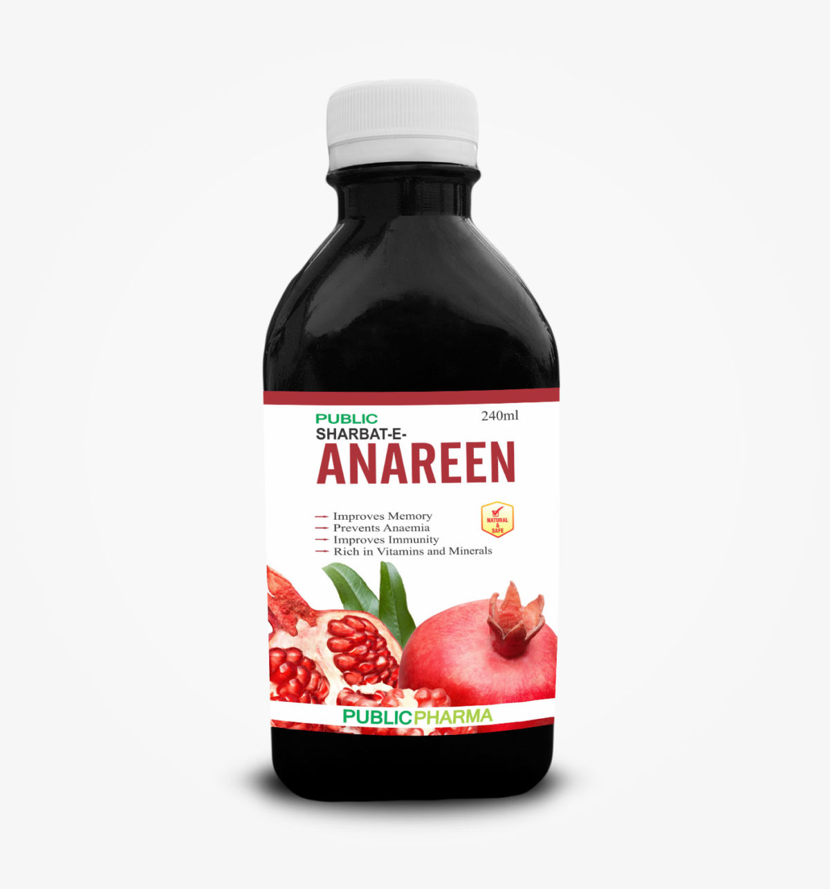 Prevents Anaemia,Improves Immunity, Improves Memory, Improves Digestion, Rich in Vitamins &Minerals