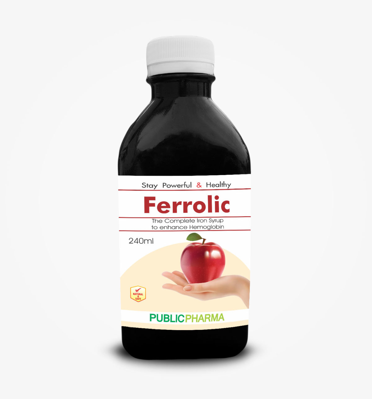 Anemia Decrease levels of hemoglobin during pregnancy and lactation Blood loss due to menstrual problems,Ferrolic increases the level of Hemoglobin, vemoues debility.