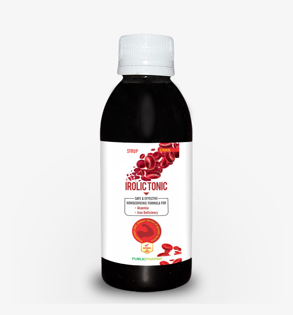 Safe & Effective, Natural Formula helpful For Anaemia , Iron Deficiency